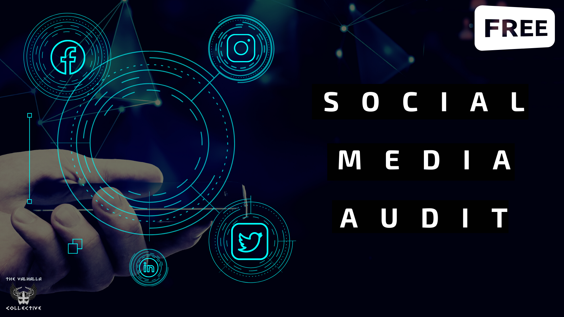 The Valhalla Collective FREE Social Media Audit
