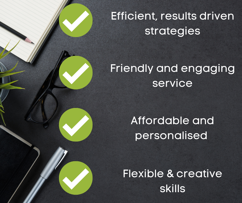 Effecient, results driven strategies